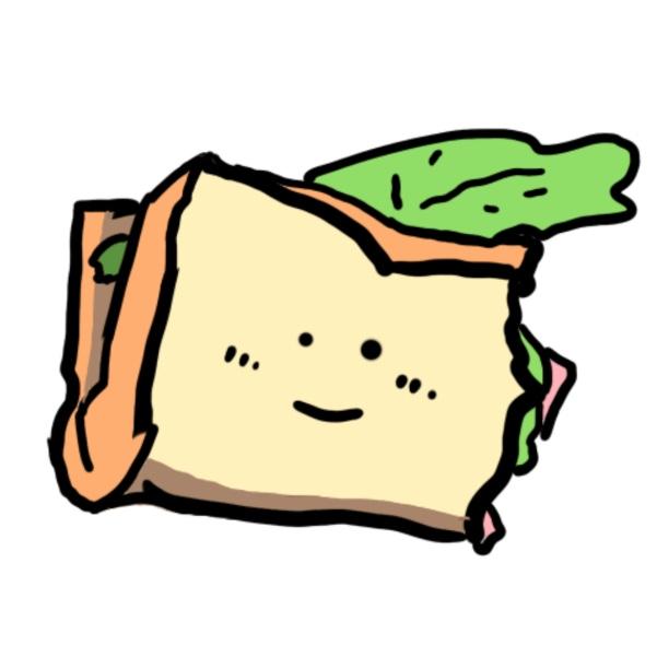 サンドウィッチくん